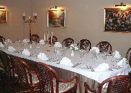 отель Europa City Amrita: Ресторан
