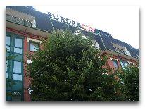 отель Europa City Amrita: Фасад отеля