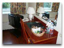 отель Europa City Amrita: Номер standard