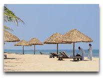 отель Ana Mandara Hue Hotel: Пляж