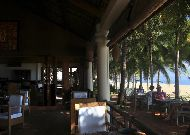 отель Evason Ana Mandara Resort: Бар на пляже