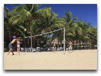 отель Evason Ana Mandara Resort: На пляже