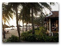 отель Evason Ana Mandara Resort: Пляж