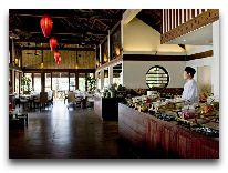 отель Evason Ana Mandara Resort: Ресторан