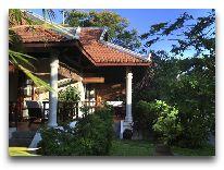 отель Evason Ana Mandara Resort: Территория отеля