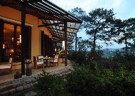 отель Ana Mandara Villas Dalat Resort & Spa Hotel: Терасса ресторана