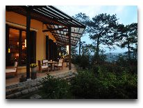 отель Ana Mandara Villas Dalat Resort & Spa Hotel: Терасса ресторана