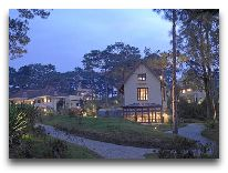 отель Ana Mandara Villas Dalat Resort & Spa Hotel: Территория отеля
