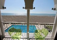 отель Anaklia: Вид с балкона