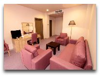 отель Anaklia: Гостиная