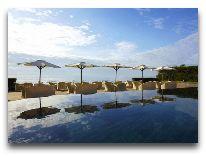 отель Anantara Mui Ne Resort & Spa: Вид на залив с площадки у бассейна