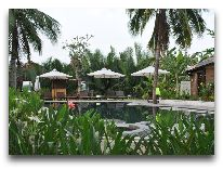 отель Ancient House River Resort Hoian Hotel: Территория отеля