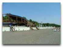 отель Andamati: Пляж