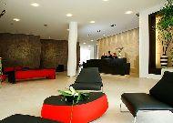 отель Andel's Hotel Cracow: Ресепшен отеля