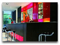 отель Andel's Hotel Cracow: Бар