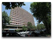 отель Ani Plaza Hotel: Фасад