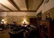 отель Антониус: Каминный зал