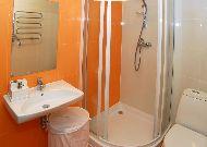 отель Апартаменты ул. Ванагупес, 26 (2+2): Ванная комната