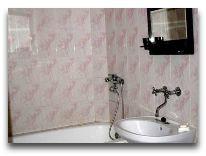 отель Apollon: Ванная