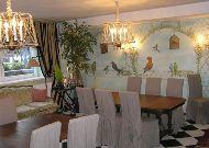 отель Apvalaus Stalo Klubas: Комната отдыха в банном комплексе