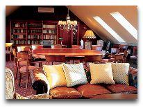 отель Apvalaus Stalo Klubas: Библиотека