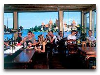 отель Apvalaus Stalo Klubas: Приятного аппетита