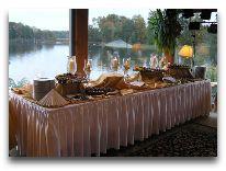 отель Apvalaus Stalo Klubas: Завтрак