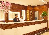 отель Aquari Hotel: Reception