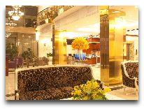 отель Aquari Hotel: Лобби
