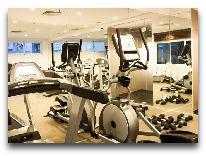 отель Aquari Hotel: Фитнес-центр