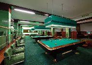 отель Aquarius SPA: Биллиард