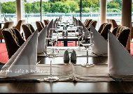 отель Aquarius SPA: Панорама кафе и ресторан