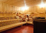 отель Aquarius SPA: Сауна