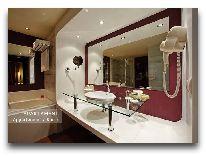 отель Aquarius SPA: Ванная комната в номере Suite