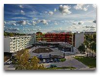 отель Aquarius SPA: Здание отеля