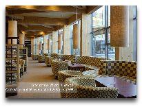 отель Aquarius SPA: Кафе