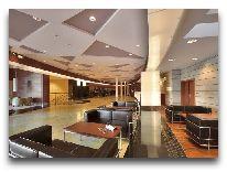 отель Aquarius SPA: Лобби отеля