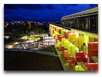 отель Aquarius SPA: Территория отеля