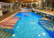 отель AQVA Hotel & Spa: Бассейн