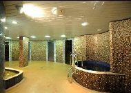 отель AQVA Hotel & Spa: Сауны