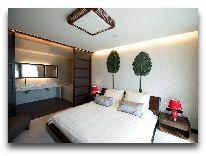 отель AQVA Hotel & Spa: Номер Luxe ZEN