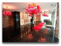 отель AQVA Hotel & Spa: Лобби конференц-залов
