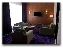 отель AQVA Hotel & Spa: Номер Luxe