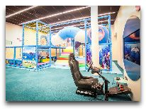 отель AQVA Hotel & Spa: Детская комната