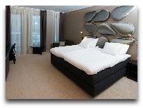 отель AQVA Hotel & Spa: Номер Deluxe