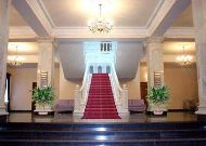 отель Araks Hotel: Холл отеля