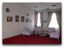 отель Araks Hotel: Фойе на этаже