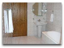 отель Araks Hotel: Ванная номера Luxe