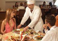 отель Ararat Hotel: Ресторан
