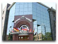 отель Ararat Hotel: Вход в отель